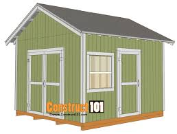 free 12x16 gambrel shed material list free shed plans with drawings material list free pdf