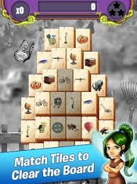 mahjong garden four seasons free tile android apps on