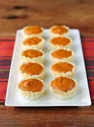 Skinnytaste Pumpkin Pie by Pumpkin Pie Bites Emily Bites