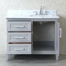 Single Sink Bathroom Vanity Top by 42 Bathroom Vanityin Vanity 42 Bathroom Vanity Top With Sink