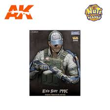 100 Pmc 10 Exo Suit PMC AK Interactive The Weathering Brand