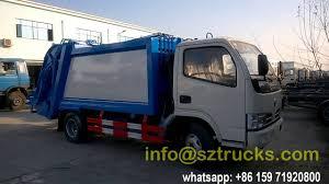 2016 Newly Design Trash Compressor Truck Manufacturer Supply - YouTube