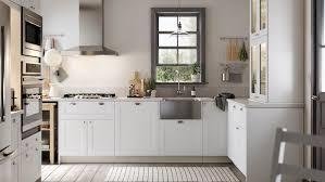 weiße küche planen inspiration ikea deutschland