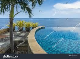 100 Bali Infinity Pool Villa Pool Stock Photo Edit Now