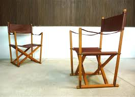Pair Of 'MK' Leather Folding Chairs By Mogens Koch For Cado, Denmark 1960s Qyyczdy Folding Ding Chair Wooden Faux Leather Backrest Stool 1960s Italian Chrome Chairs By Elios Lane Bonded Set Of 2 Christopher Knight Home Tanner Goods Nokori Man Many Pair Fauxbamboo Campaign With Handstitched Achica Teak Chair Tripolina Cowhide Transfer Chair Lassen Saxe Oak Wood Natural Leather Chairs Oslo Folding Boconcept Palermo Tripolina