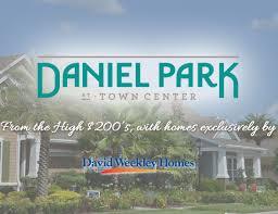 David Weekley Homes Floor Plans Nocatee by New Neighborhood Daniel Park At Town Center