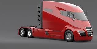 100 First Fleet Trucking Elon Musk Says Autonomous Tesla Trucks Will Make Drivers