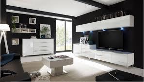 wohnzimmer schwarz weiß einrichten baur
