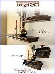 hidden in plain sight custom gun storage furniture custom guns
