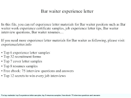 Waitress Objective For Resume Job Objectives Here Are Professional