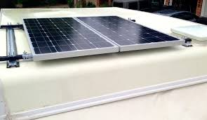 Watts Floor Drain Extension by 200 Watts Of Solar Panels On Our Pop Up Camper Runs A Cpap