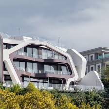 100 Panorama House J Mayer H Builds Pipia House On A Cliff In Tbilisi
