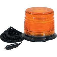 Buyers Products pany Amber Magnetic Mount Strobe Light B T