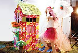 une maison de jeux pour les tout petits coup de pouce