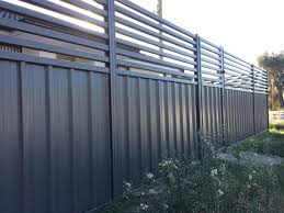 100 Building A Paling Fence Colorbond Fencing Services In Ustralia From Eco Facility