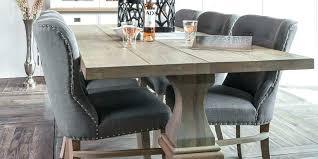 Farmhouse Dining Chairs Elegant Room Set Furniture Oak Table Modish Living With