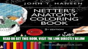 Netter Coloring Book Pdf Download