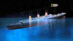 rms titanic sinking simulation 101yr tribute youtube