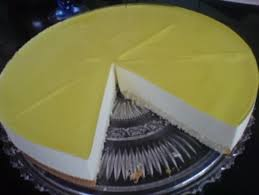 zitronen quark sahne torte