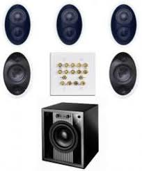 Sonance Stereo In Ceiling Speakers by Isi Inetrnational Systems Integration