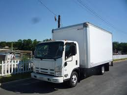 USED 2013 ISUZU NPR BOX VAN TRUCK FOR SALE IN IN NEW JERSEY #11401