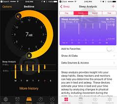 Use iOS 10 Bedtime Mode For Your Sleep Analysis And Tracking