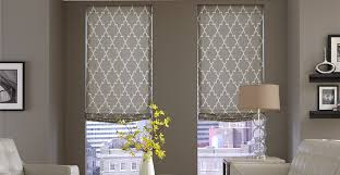 Get Soft Roman Shades To Fit Any Living Room From 3 Day Blinds