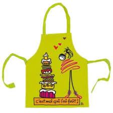 tablier de cuisine enfant tablier enfant les bons plans de micromonde