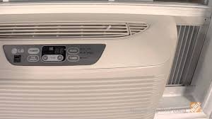 LG 6 000 BTU Low Profile Window Air Conditioner The Home Depot