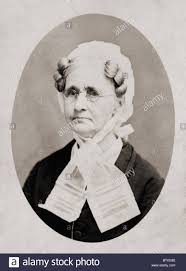 Hannah Simpson Grant 1798 1883 Mother Of Civil War General And President Ulysses S Ca 1865