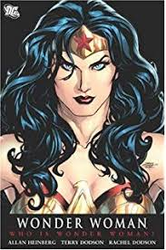 Wonder Woman Who Is
