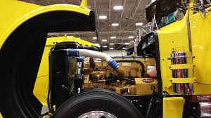 A Sleak CAT Engine At GATS | Raney's Blog Attended The Gatsgreat American Truck Show Saw Some Cool Trucks Gats Great Trustockimagescom Gats 2013 In Dallas Tx By Picture Ccpi Exhibiting At Here Is A Recap Of Trucking Photos Day 2 Pride Polish Aug 2527 Brigvin California