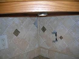 backsplash tile not matching up inside corner ceramic tile
