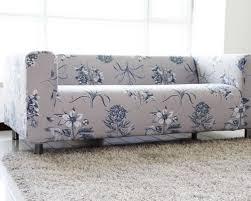 Ikea Kramfors Sofa Cover by Custom Velvet Slipcover For The Ikea Klippan 2 Seater Sofa Fabric
