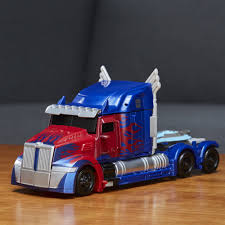 Transformers: The Last Knight Premier Edition Voyager Class Optimus ...