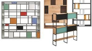 meuble bibliotheque bureau integre bibliothèque les meilleurs meubles pour ranger les livres côté