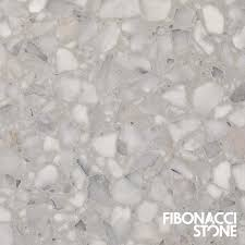 100 Flannel Flower Glass Fibonacci Stone Fibonacci Stone