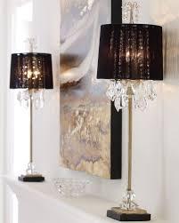 Brass Candlestick Buffet Lamps by Christella Buffet Lamp Neiman Marcus