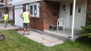 Installing 12x12 Patio Pavers by Concrete Pavers Over Concrete Slab Best Way To Fix Problem