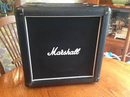 1x10 Guitar Cabinet Dimensions by Marshall 1x10 Speaker Extension Cabinet In St Helens Merseyside