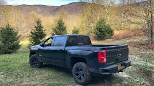100 Chey Trucks 2018 Chevrolet Silverado LTZ Z71 Review OffRoad Prowess OnRoad