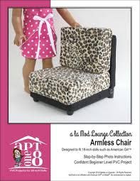 Furniture 18 Inch Doll Patterns