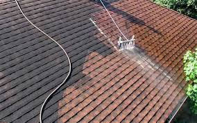 roof cleaning moss removal home counties south east