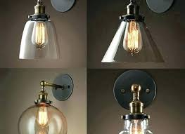 small l shade s s small clip on l shades for wall lights