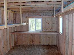 Wood Building Shelves by 25 Best Shed Shelving Ideas On Pinterest Tool Shed Organizing