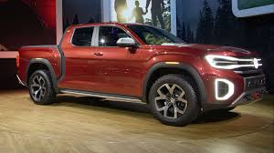 100 Volkswagen Truck The Atlas Tanoak Asks Should VW Build A Pickup For America Again
