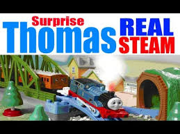 Tidmouth Sheds Trackmaster Toys R Us by Surprise Steam Along Thomas Set Thomas And Friends Tomy