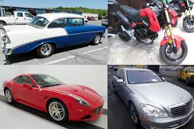 State Will Sell 315 Trucks, Cars, Motorcycles In Public Auction ... Shop In Dallas Gets Full Of Luxury Cars On Forgiatos Along With Wsc Auto Sales Inc Newburgh Ny New Used Cars Trucks Service The Hottest Suvs And For 2019 Luxury Car Vs Truck Best Sports 2018 Corgi Aston Martin Db5 50th Anniversary Vans Benji Quality Miami Sale In Hamilton Den Kelly Chevrolet Buick Gmc Solved Dorian Manufactures T 5 Star Prescott Valley Az Five Imports Alexandria La Pin By Carla Martinez On Pinterest