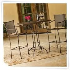 5 Piece Bar Height Patio Dining Set by 31 Best Bar Height Patio Chairs Images On Pinterest Patio Chairs
