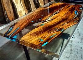 Diy Wooden Table Top by Best 25 Resin Table Ideas On Pinterest Red Bull Mini Fridge